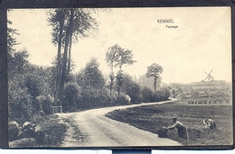 KEMMEL - Paysage (Bemerk Molentje) - Heuvelland