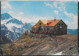 RIFUGIO 5° ALPINI - TIMBRO DEL RIFUGIO - Alpinisme