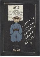 CPA Lépine Préfet De Police Non Circulé Satirique Caricature - Personnages