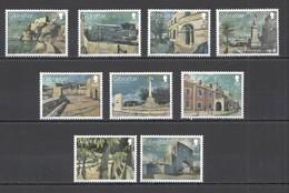 VV383 2017 GIBRALTAR ART ARCHITECTURE HERITAGE #1806-14 MICHEL 19 EURO 1SET MNH - Architecture