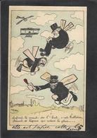 CPA Lépine Préfet De Police écrite Satirique Caricature - Personnages