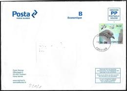 Faroer/Faroe/Féroé: Storia Postale, Postal History, Histoire Postale - Isole Faroer