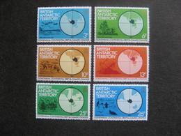 Territoire Antarctique Britannique: TB Série N° 108 Au N° 113, Neufs XX. - Neufs