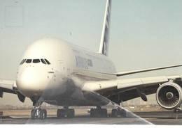 Airbus Industie A380 - F-WWJB - At JFK Airport New York - 1946-....: Era Moderna