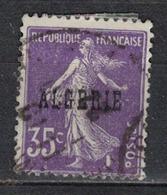 ALGERIE          N°  YVERT      18      OBLITERE       ( O   3/49 ) - Algerien (1924-1962)