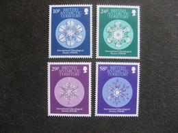 Territoire Antarctique Britannique: TB Série N° 156 Au N° 159, Neufs XX. - Neufs