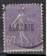 ALGERIE          N°  YVERT      24           OBLITERE       ( O   3/49 ) - Algerien (1924-1962)