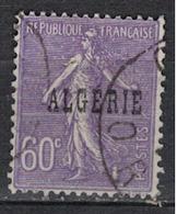 ALGERIE          N°  YVERT      24   (1)        OBLITERE       ( O   3/49 ) - Algerien (1924-1962)