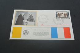 PJ3488-  Kimcover  192 -  1967 -Historic Philatelie - Pres. Of France - General Charles De Gaulle - De Gaulle (Général)