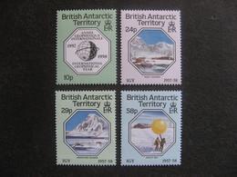 Territoire Antarctique Britannique: TB Série N° 164 Au N° 167, Neufs XX. - Neufs