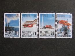 Territoire Antarctique Britannique: TB Série N° 168 Au N° 171, Neufs XX. - Neufs