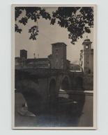 ITALIE ROMA PONTE FABRICIO - Ponts
