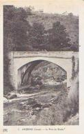 Creuse        32        Anzème.Le Pont Du Diable - Autres Communes