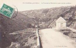 Creuse        33        Anzème.Le Tournant Du Belvédère , Casse-cou Des Cyclistes - Autres Communes