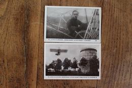 Bois D'Arcy 78390 Santos Dumont Sur Le Terrain D'aviation 746CP01 - Bois D'Arcy