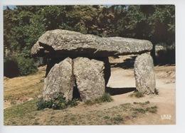 Saint Nectaire (Puy De Dôme) Le Dolmen (cp Vierge N°28) - Dolmen & Menhirs