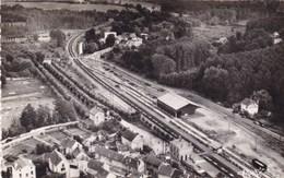 Val-d'Oise - Boissy-l'Aillerie - La Gare Et Vallée De La Viosne - Vue Aérienne - France