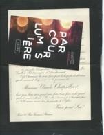 Paris - F.P. Décès De M Claude Chapellier Décéde à Remilly Le 3/08/1904  Fau7312 - Obituary Notices