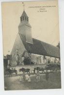 COULONGES LES SABLONS - L'Église - France