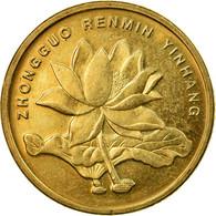 Monnaie, CHINA, PEOPLE'S REPUBLIC, 5 Jiao, 2007, TTB, Laiton, KM:1411 - Chine