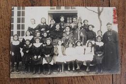 Bethines 86310 Fête école 1912 748CP01 - Autres Communes