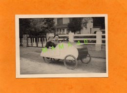 PHOTO - 62 - STELLA PLAGE - PETITE AUTOMOBILE ANCIENNE - 2 PLACES - Automobiles
