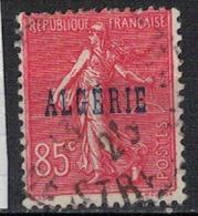 ALGERIE          N°  YVERT      28     (1)      OBLITERE       ( O   3/49 ) - Algerien (1924-1962)