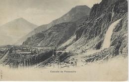 SUISSE - CASCADE De PISSEVACHE - VS Valais