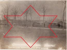 Photo 14-18 TRAMPOT - Quartier Des Officiers Américains, 354th Infantry (A210, Ww1, Wk 1) - France