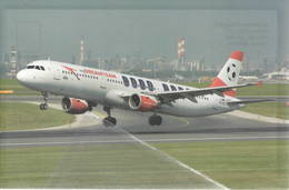 Dreamteam Austrian Airlines A321-111 OE-LBA At Vienna - 1946-....: Moderne