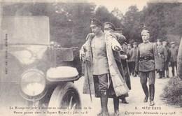 Ardennes - Mézières - Occupation Allemande 1914-1918 - Le Kronprinz Prêt à Monter En Voiture - Charleville
