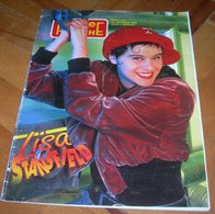 Lisa Stansfield - DECJE NOVINE Yugoslavian October 1990 VERY RARE - Books, Magazines, Comics