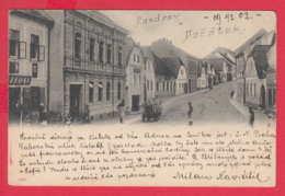 240448 /  CITY ROAD 1902 Czechoslovakia Tchecoslovaquie Tschechoslowakei Nr. 7874 USED AUSTRIA - Czech Republic