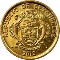 Monnaie, Seychelles, 5 Cents, 2012, British Royal Mint, TTB, Laiton - Seychelles