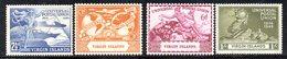 310 - BRITISH VIRGIN ISLANDS  1949 , Yvert N. 90/93  ***  (2380A) . Upu - Iles Vièrges Britanniques