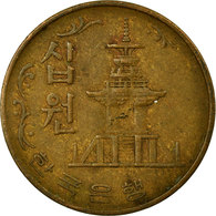 Monnaie, KOREA-SOUTH, 10 Won, 1967, TB+, Bronze, KM:6 - Korea, South