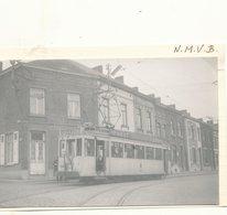 TRAM  VICINAL CHARLEROI  LIGNE 43    14 X 9 CM - Charleroi