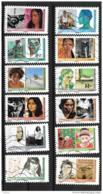 2009 - 27 -  274 à 285 - Femmes Du Monde Par Titouan Lamazou - France