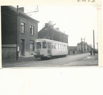 TRAM  VICINAL CHARLEROI  RANSART BOIS   LIGNE 54       14 X 9 CM - Charleroi