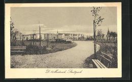 AK Duisburg-Meiderich, Stadtpark - Duisburg