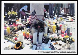 American Red Cross September 2001 WTC Union Square Park New-York - Croix-Rouge