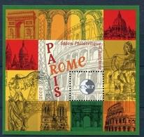 !!!  PARIS ROME 2002 BLOC DE LA CNEP NEUF** - CNEP
