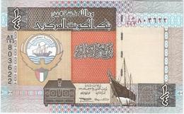Kuwait 0.25 Dinars 1994 Pk 23 F Firma 14 UNC - Koeweit