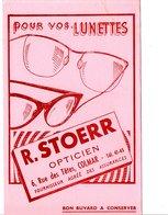 BUVARD LR. STOERR OPTICIEN A COLMAR - Unclassified