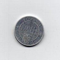 Romania - 2001 - 1000 Lei - Vedi Foto - (MW2259) - Romania