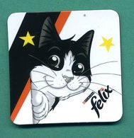 Magnet Phosphorescents Chat FELIX Halloween Felix - Animaux & Faune