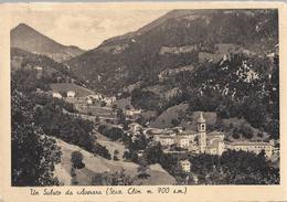 Un Saluto Da Averara - Bergamo - H5221 - Bergamo