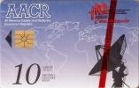 TARJETA CON CHIP DE LA REP. DOMINICANA DE AACR (NUEVA-MINT) (MUY RARA) - Dominicaanse Republiek