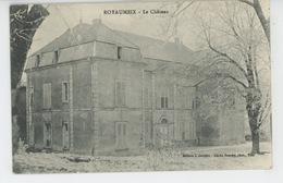 ROYAUMEIX - Le Château - Autres Communes