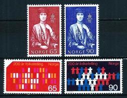 Noruega Nº 554/7 Nuevo - Noruega
